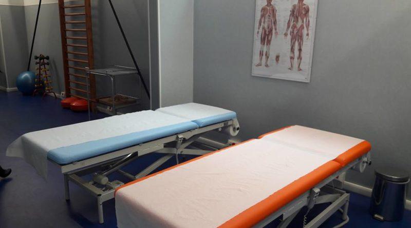 Inaugurato il centro fisioterapico al PalaBesio di Albisola in ricordo di Daniele Perra