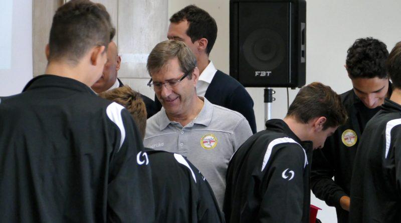 Piero Merello è il nuovo selezionatore maschile della Liguria. Enrico Salvi quello femminile.