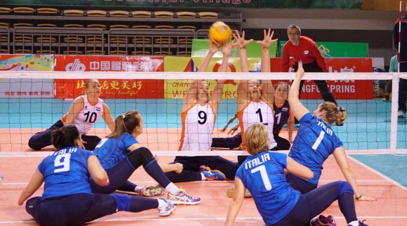 Corso Nazionale per allenatori di sitting volley