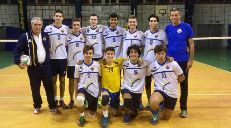 UNDER 18 MASCHILE – SEMIFINALI REGIONALI: Spinnaker Albisola e Abc Volley Spezia volano in finale regionale!