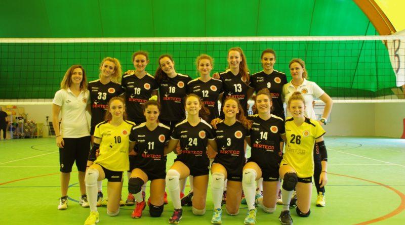 UNDER 18 FEMMINILE – SEMIFINALI REGIONALI: Albisola Pallavolo e Serteco Volley School conquistano la finalissima!
