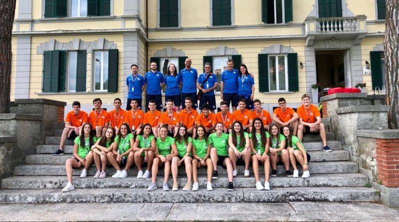 TROFEO DELLE REGIONI: Liguria in partenza per l'Abruzzo