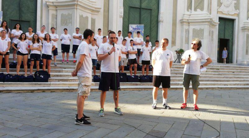 RAPPRESENTATIVE' S DAY: Ieri sera a Finale Ligure la cerimonia di presentazione delle squadre!