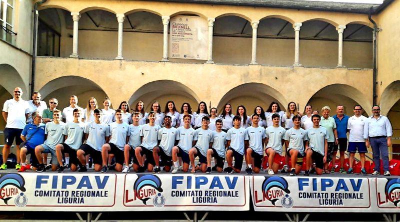SETTORE MASCHILE – CLUB ITALIA ALLARGATO: Domani la partenza per Roma dei ragazzi della Liguria