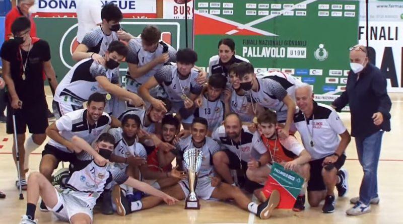 La Liguria sul tetto d'Italia grazie alla Colombo Volley Genova di coach Leoni